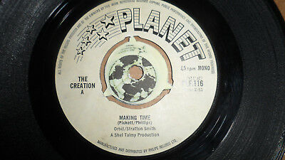The Creation 'making Time' Plf.116 Planet Records 1966 Uk Issue
