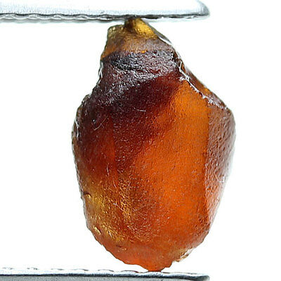 2.12 ct.Orange Natural Spessartine Garnet Rough Gemstone Unheated Free Shipping!