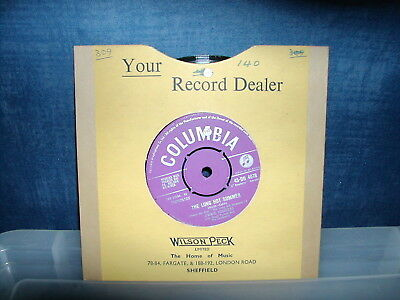 "Jimmie Rodgers-Oh oh i'm falling in love again/The long hot summer 7"" 1958"