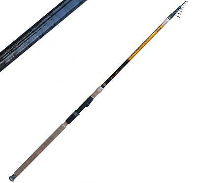 2027400 Canna pesca Bombarda Delta Lake Sea tutto fare 4 mt alto modulo CSP