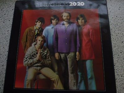 Beach Boys - 20 / 20 - Factory Sample