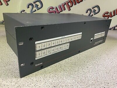 Extron 60-337-21 XPT Crosspoint Ultra 84 Series