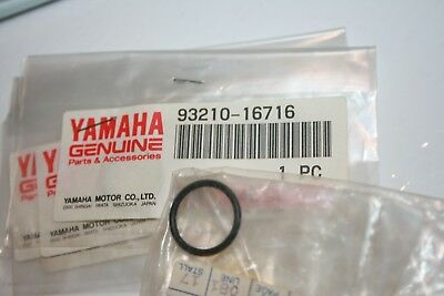 Nos Yamaha Outboard Oil Drain O-Ring 9.9Hp  93210-16716