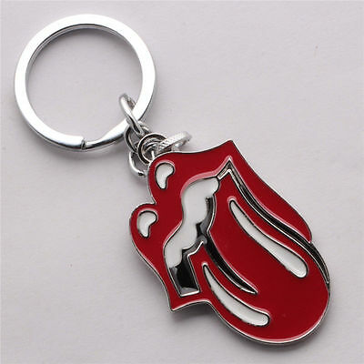 The Rolling Stones Keyring