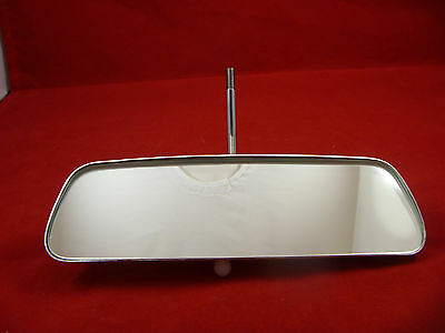 Aston Martin Interior Rear View Mirror Db4 Db5 Db6 Lucas New