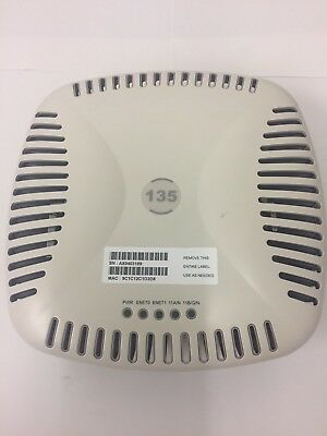 Aruba AP-135 POE wireless access point Dual Band 2.4GHz and 5GHz