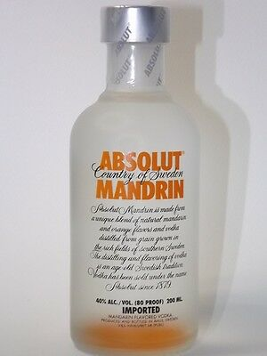 Absolut Vodka Mangrin OLD 40% vol.200 ml 0,2 l
