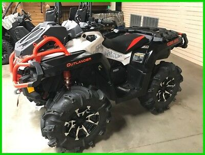 2017 Can-Am Outlander X mr 850 Used
