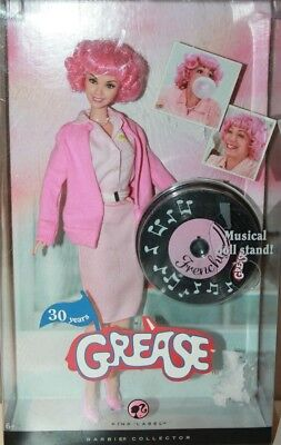 Grease Frenchy 2008 Barbie Doll NEW IN BOX NRFB