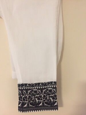 Khaadi  Trouser Sana safinaz  Maria B Asian Pakistani Indian Agha Noor Size 10