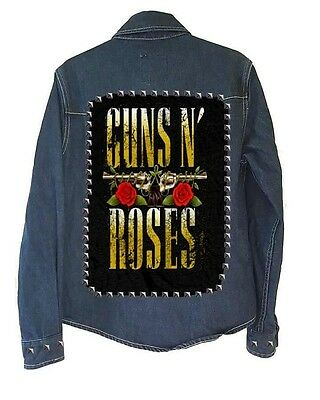 GUNS N ROSES made to order custom jacket  All SIZES and WORLDWIDE SHIPPING