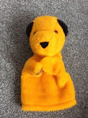 Happy Child Toys Sooty Hand Puppet (B23)