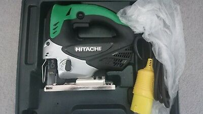hitachi jigsaw  CJ90VST 110 V Brand New