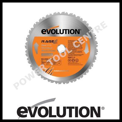 Evolution RAGE255 Multipurpose 255mm Circular Saw Blade Rage3 DB Rage5 Grade-B