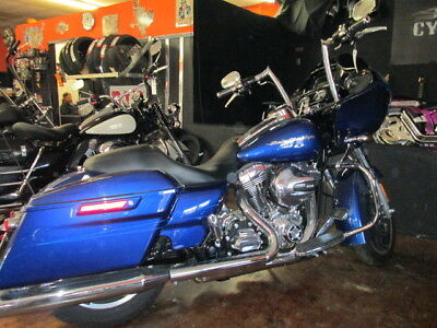 2016 Harley-Davidson FLTRXS Road Glide Special®  2016 Blue FLTRX Road Glide Special-Rinehart Pipes-Chubby Z Bars-Ready To RIDE !