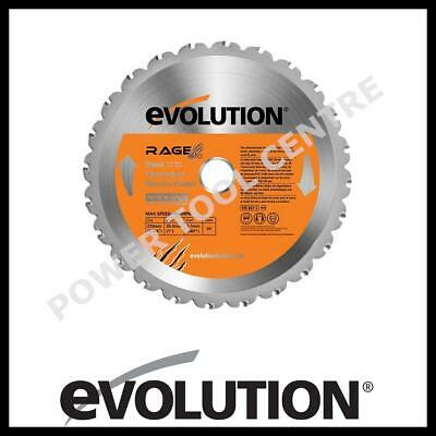 Evolution RAGE210 Multipurpose 210mm Circular Saw Blade R210CMS RAGE3 S RAGE3 S3