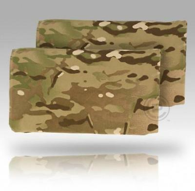 Crye Precision JPC Long Side Armor Pouch Set in Multicam
