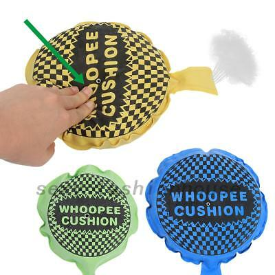 Pranks Maker Trick Fun Toy Fart Pad Party Whoopee Cushion Jokes Gags Novelty