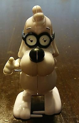 Mr. Peabody & Sherman, Bullwinkle, Rocky, Boris & Natasha Wind Up Toys