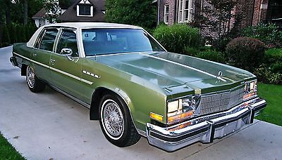 1979 Buick Electra  1979 Buick Electra Limited