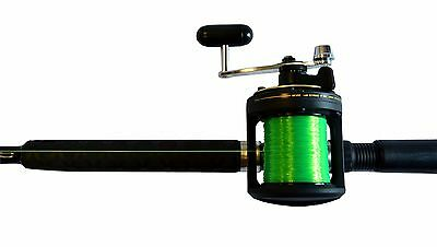 New Shimano TLD 15 Lined Rod and Reel Combo