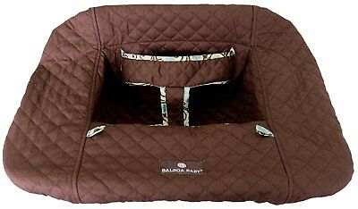 NEW - Balboa Baby Shopping Cart Cover (Brown) - FREE SHIPPING