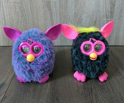 Furby Boom 2012 Set of Two, Both Work