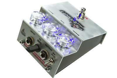 BigZedMUFF guitar&bass pedal with Soft Touch & Mid Boost switching