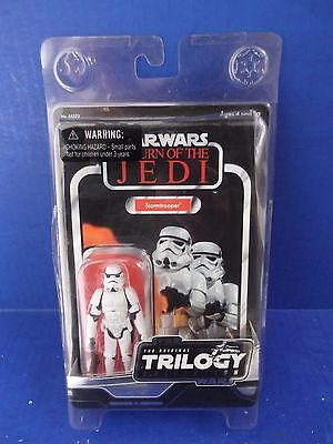 """Star Wars The Original Trilogy Collection """"stormtrooper"""" Rotj"""