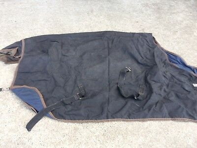 Rambo XL Turnout Sheet For Wide Horses