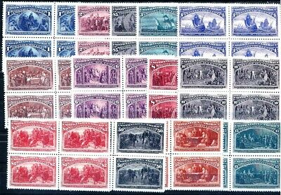1893 Columbian Exposition stamp