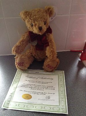 Collectors Coronation Bear