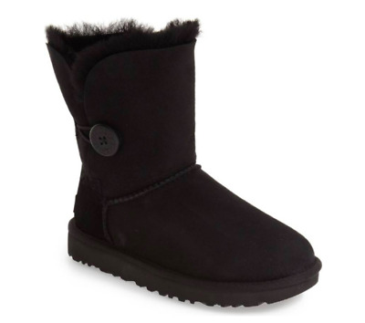 UGG Women's Bailey Button II Boots - BLACK