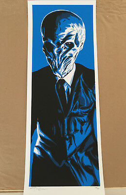 Tim Doyle Dr Who Poster Nerf Herder Screen Print Art #/150
