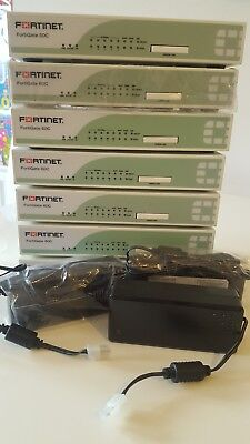 Fortinet FortiGate 60C Security Appliance FG-60C with Power Supply
