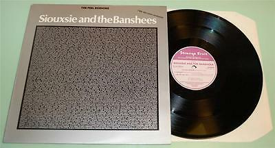 """Siouxsie And The Banshees - The Peel Sessions - The Second Session - 1989 12"""""""