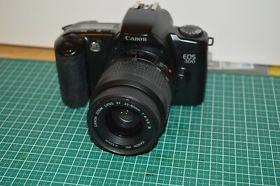 canon eos 500 35mm film slr camera with35/80 zoom lens