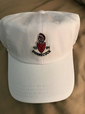 Shinnecock Hills Member Only Golf Hat Top 100 Rare