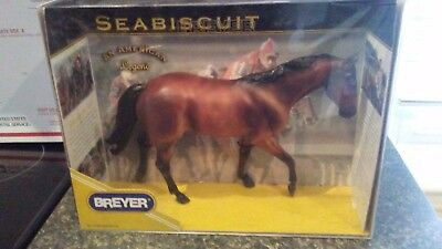 """Sea Biscuit"" Breyer Collectible 1/9 scale Horse #1188"