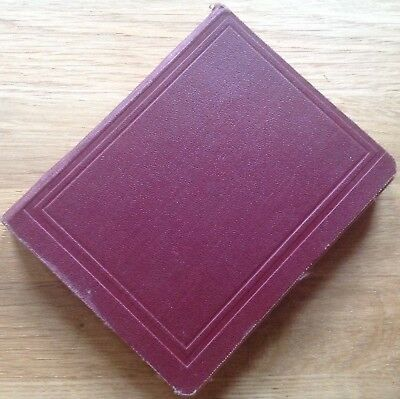 Original 1909/12 British Manual: Field Service Regulations, Part I, Operations