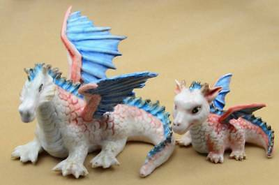 New Amazing Summer 2016 Father & Baby Multicolor Dragon Family *mint*