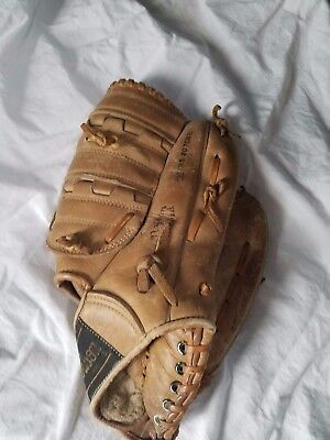 Vintage Wilson Ted Sizemore  Baseball Glove #a2011
