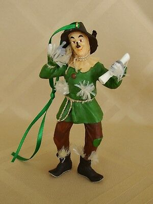 Wizard Of Oz Scarecrow (2008) Hallmark Keepsake Collectable Christmas Ornament
