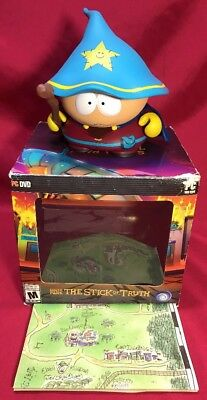 South Park The Stick Of Truth Grand Wizard Edition Cartman Vinyl Figure