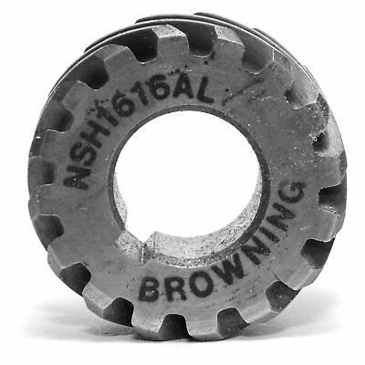 "NEW Browning Gear NSH-1616 Helical  0.5"" Bore 16 Pitch 16 Teeth"