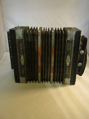 Antique German The Marvel Pansifal Melodeon