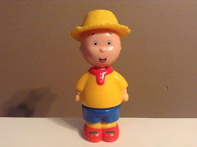 Caillou Figure Pop Apart Puzzle Mix & Match Doll Pbs Kids 5""