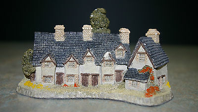 """DAVID WINTER COTTAGES """"Craftsmens Cottage"""" The Heart of England,1985,Retired"""