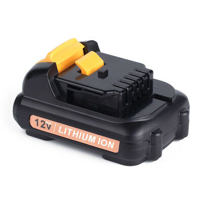 Masione® Battery For DEWALT DCB120 DCB121 12Volt Max Lithium-Ion Battery Pack