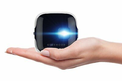 CINEMOOD Storyteller: 3-in-1 Standalone Media Projector